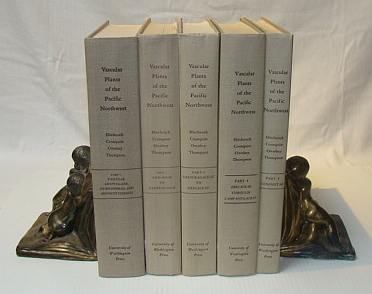 Image for Vascular Plants of the Pacific Northwest: First Edition - Complete in Five Volumes