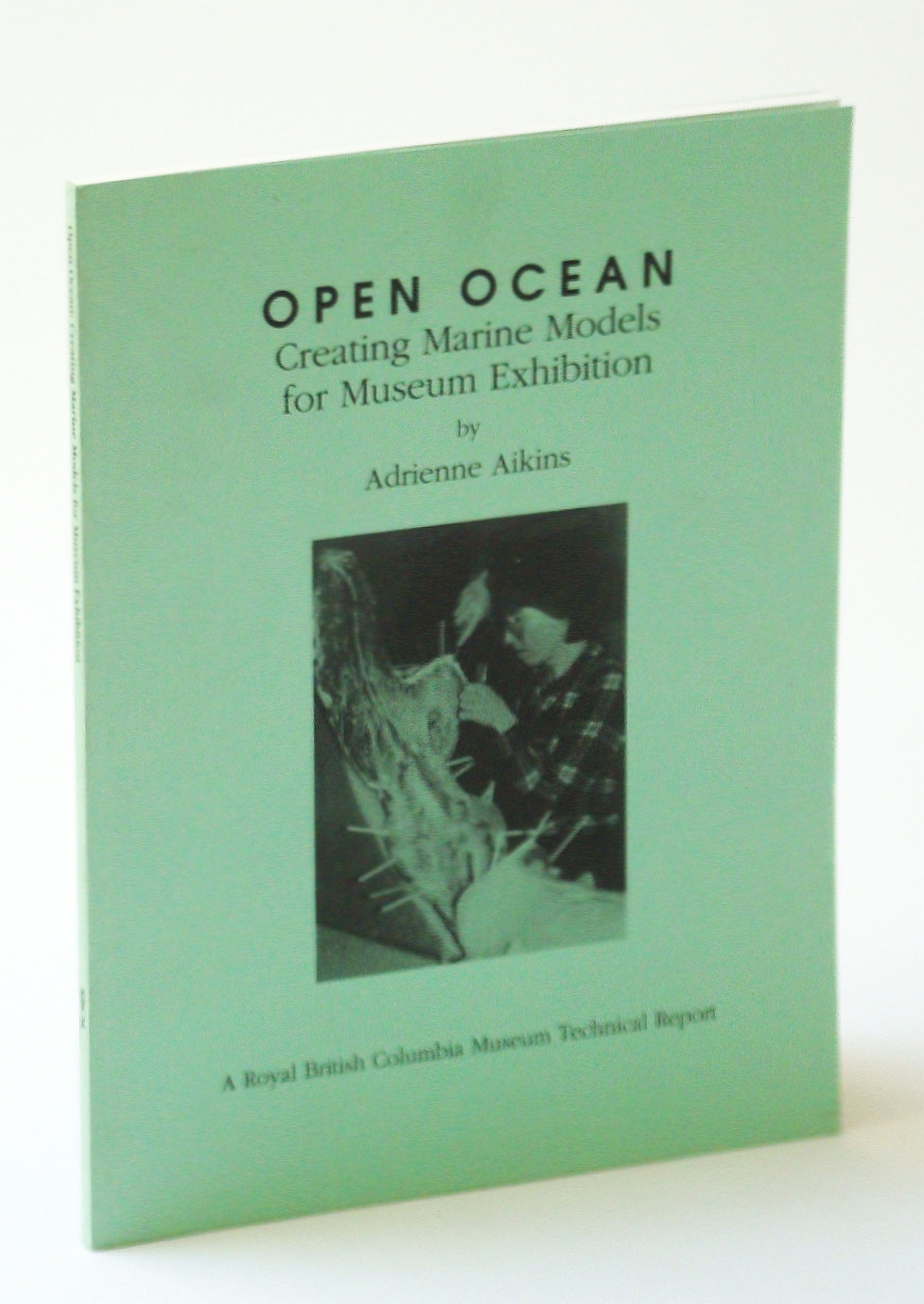 Image for Open Ocean: Creating Marine Models for Museum Exhibition