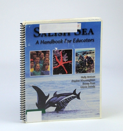 Image for Salish Sea: A handbook for educators