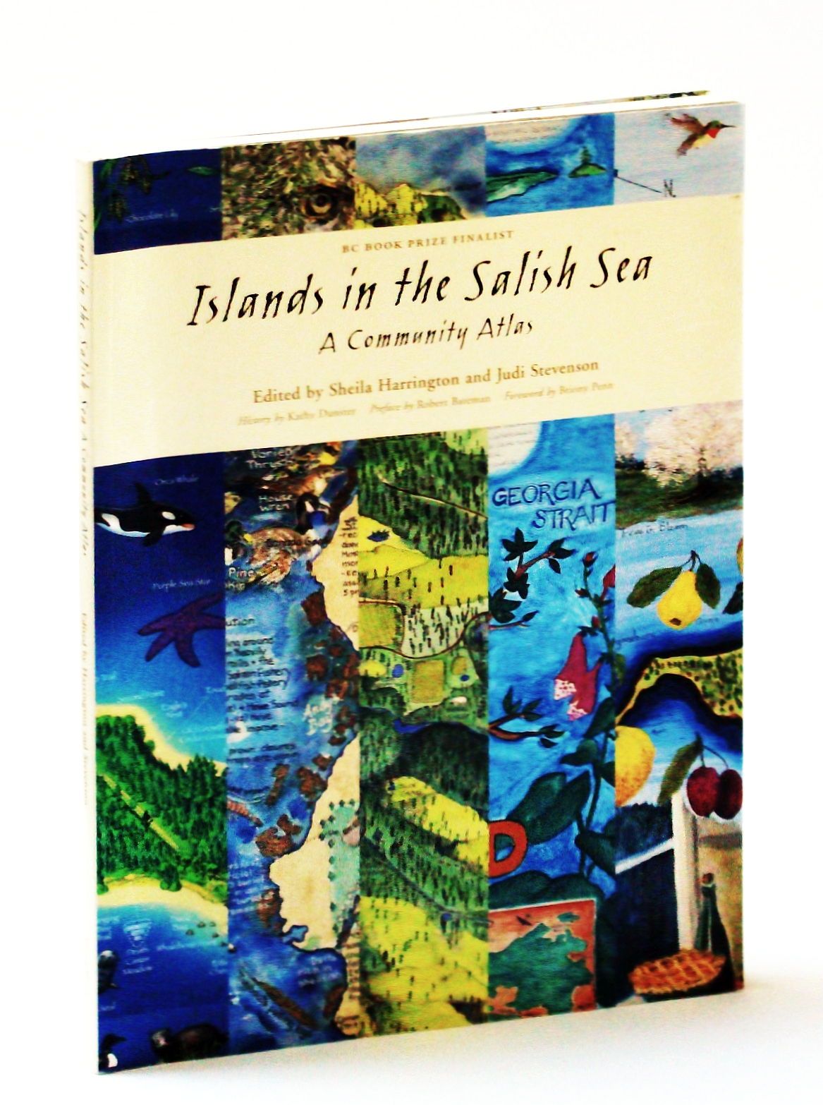 Image for Islands in the Salish Sea: A Community Atlas