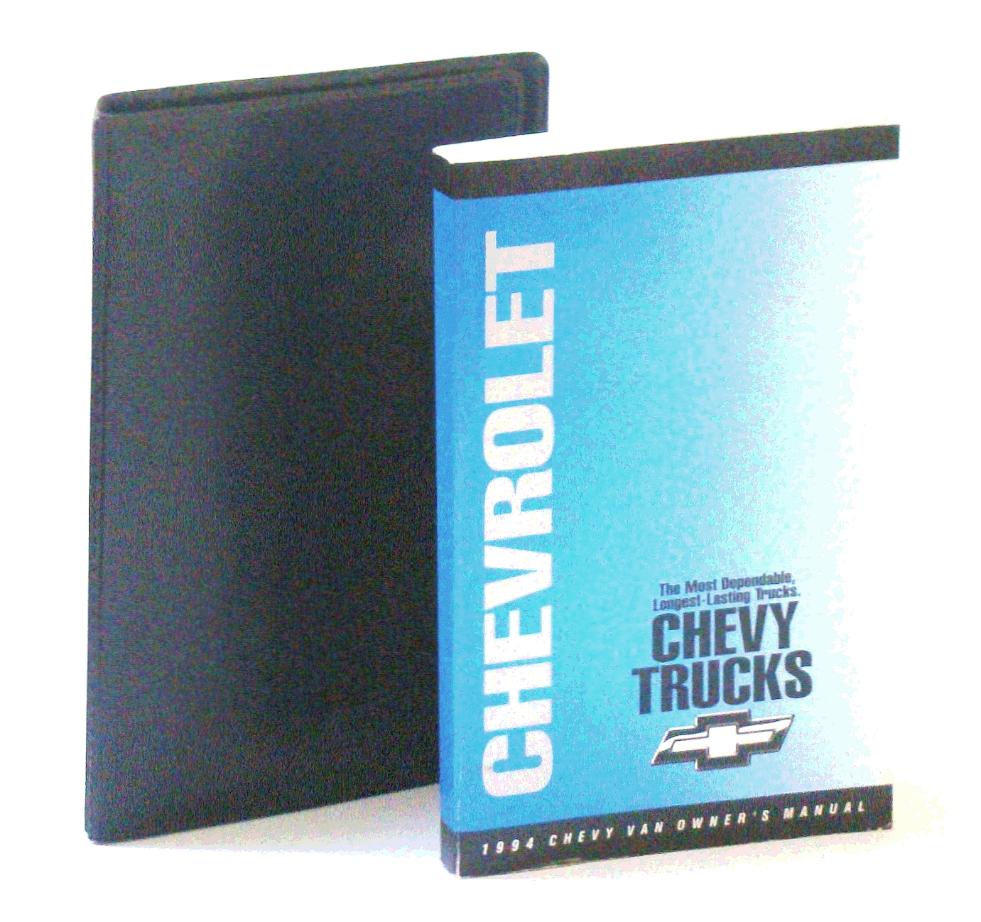 Image for 1994 Chevrolet [GM / General Motors] Van Owner's Manual