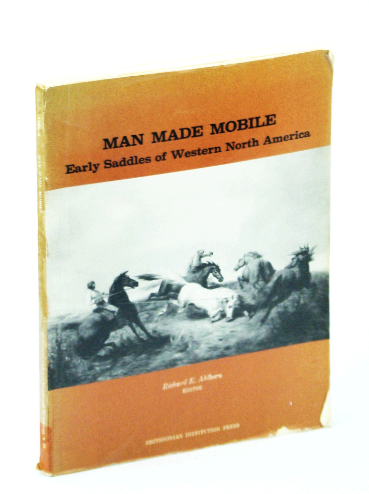 Image for man made mobile early saddles of western north america