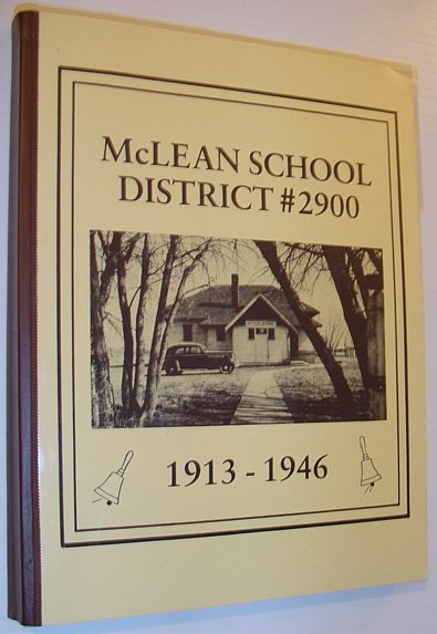 Image for McLean School District #2900 1913-1946