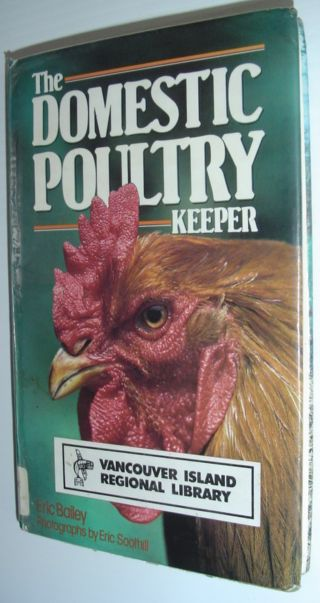 Image for The domestic poultry keeper