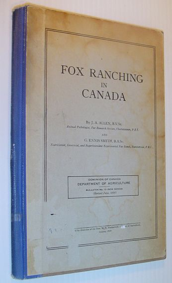 Image for Fox Ranching in Canada