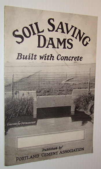 Image for Soil Saving Dams - Built with Concrete