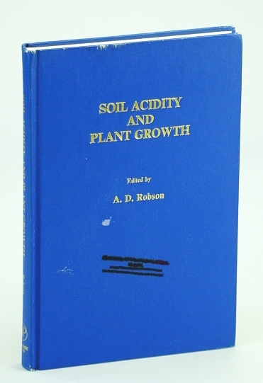 Image for Soil Acidity and Plant Growth