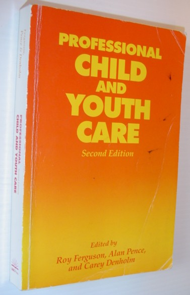 Image for Professional Child and Youth Care