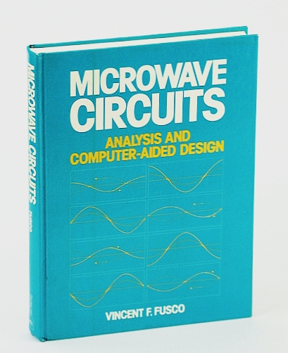 Image for Microwave Circuits: Analysis and Computer-Aided Design