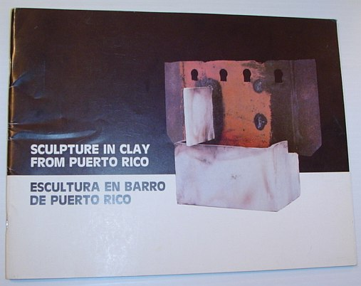 Image for Sculpture in Clay from Puerto Rico - Exhibition Catalogue