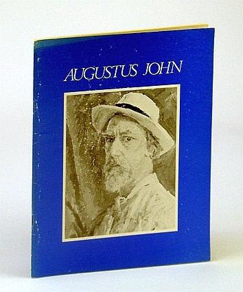 Image for Augustus John - Exhibition Catalogue for a Traveling Exhibition, 1972-73