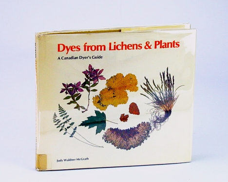Image for Dyes from Lichens and Plants