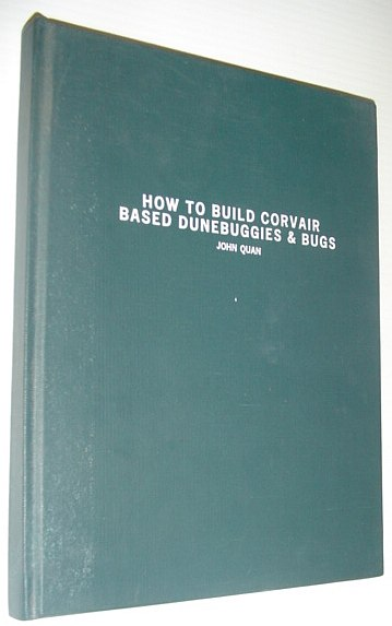Image for How to Build Corvair-Based Dunebuggies and Bugs