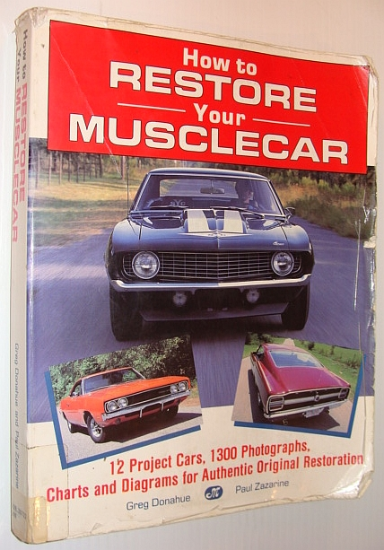 Image for How to Restore Your Musclecar