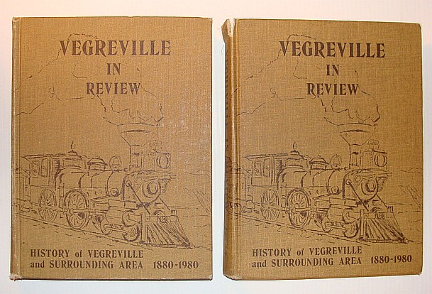 Image for Vegreville in Review : History of Vegreville, Alberta, and Surrounding Area 1880-1980