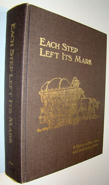 Image for Each Step Left Its Mark - A History of Hay Lakes and Surrounding Area