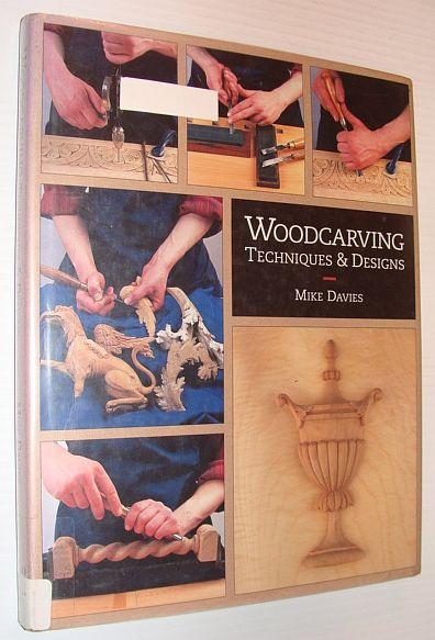 Image for Woodcarving: Techniques & Designs