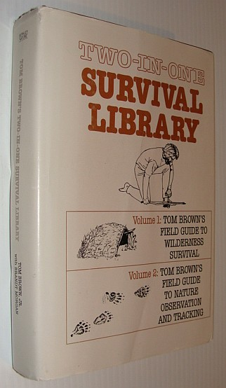 Image for Two-In-One Survival Library: Tom Brown's Field Guide to Wilderness Survival and Tom Brown's Field Guide to Nature Observation and Tracking