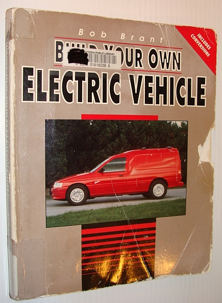 Image for Build Your Own Electric Vehicle