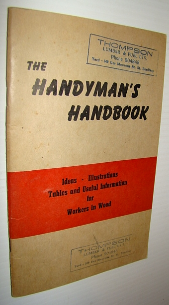 Image for The Handyman's Handbook
