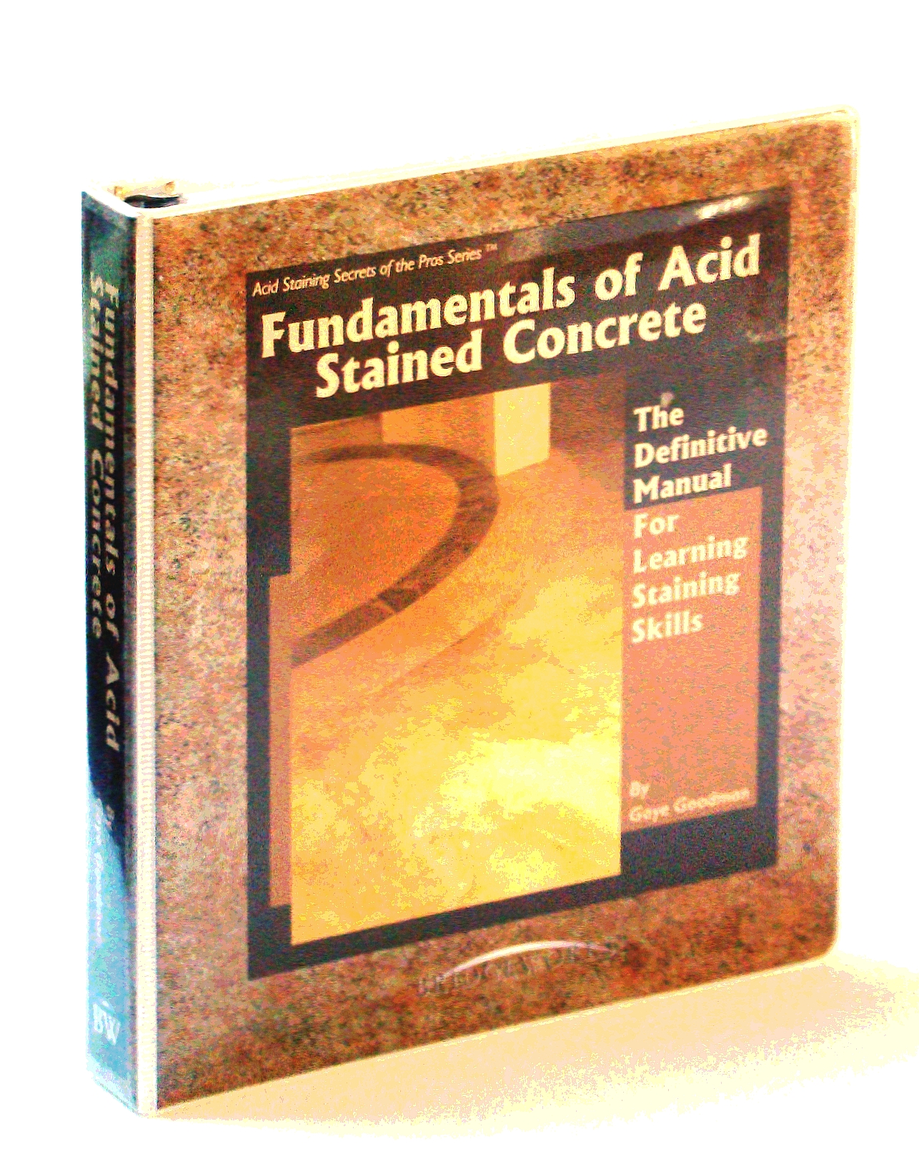 Image for Fundamentals of Acid Stained Concrete