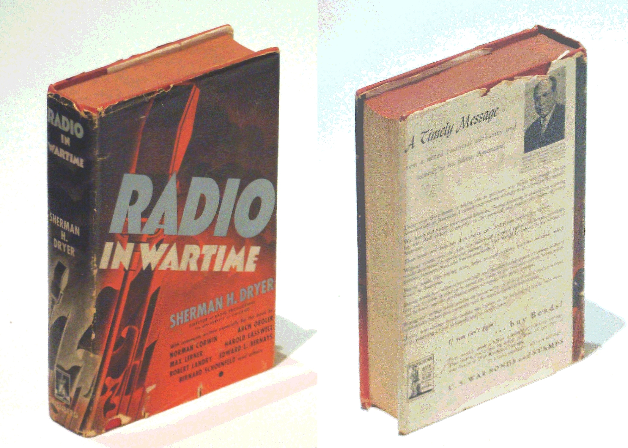Image for Radio in Wartime