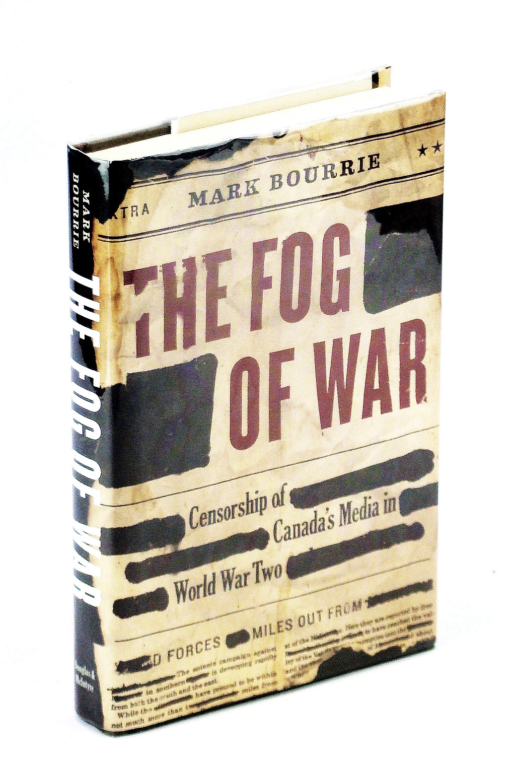 Image for The Fog of War: Censorship of Canada's Media in World War II