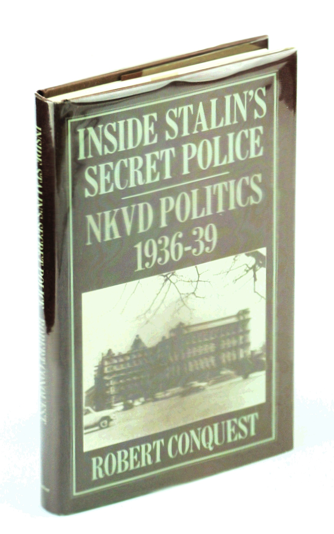 Image for Inside Stalin's Secret Police: Nkvd Politics, 1936-1939 (Hoover Institution Press Publication)