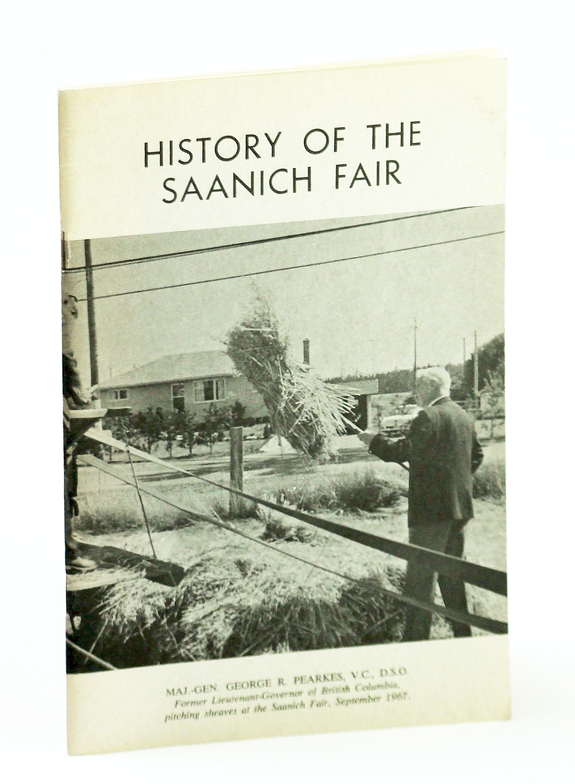 Image for History of the Saanich Fair