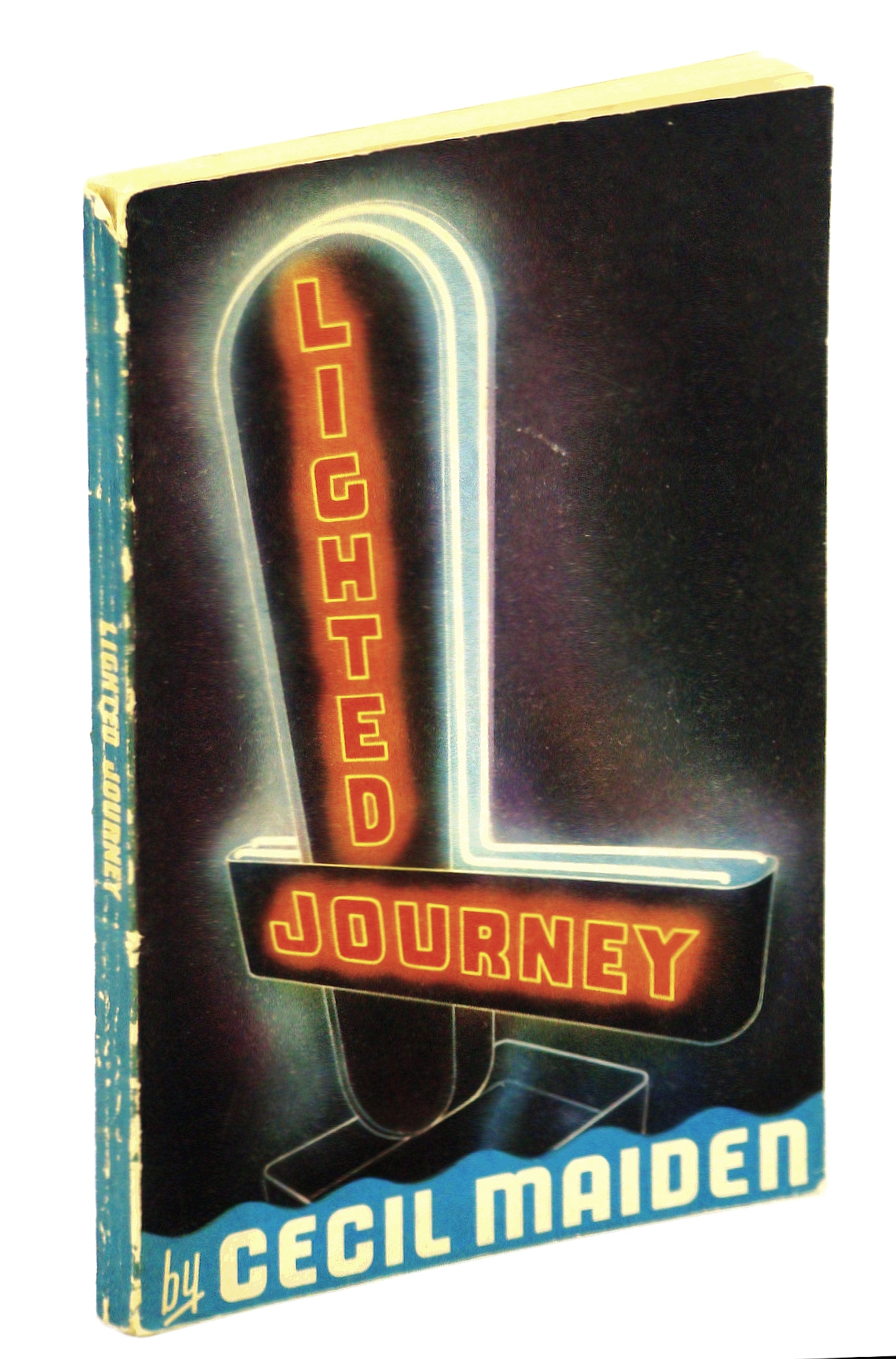 Image for Lighted Journey: The Story of B.C. [British Columbia] Electric