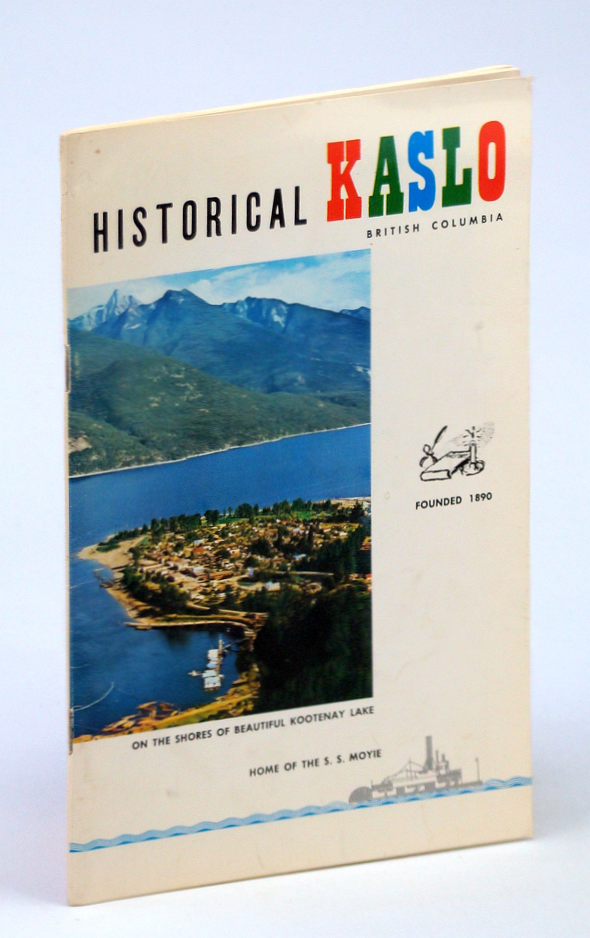 Image for Historical Kaslo, British Columbia