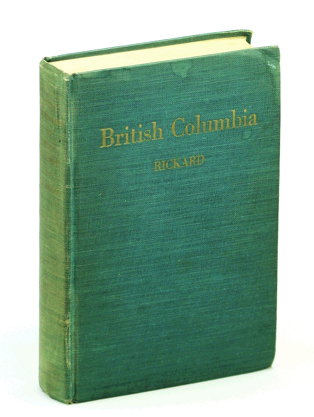 Image for Historic Backgrounds of British Columbia