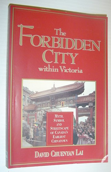 Image for The forbidden city within Victoria