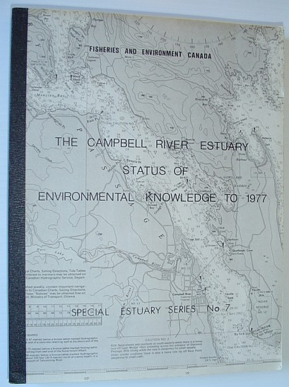 Image for The Campbell River Estuary Status of Environmental Knowledge to 1977  - Special Estuary Series No. 7 - With Memorial Dedication to Roderick Haig-Brown