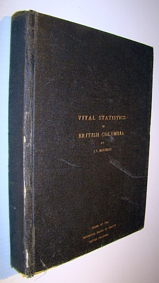 Image for Vital Statistics in British Columbia