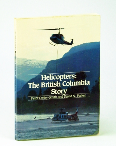Image for Helicopters: The British Columbia story
