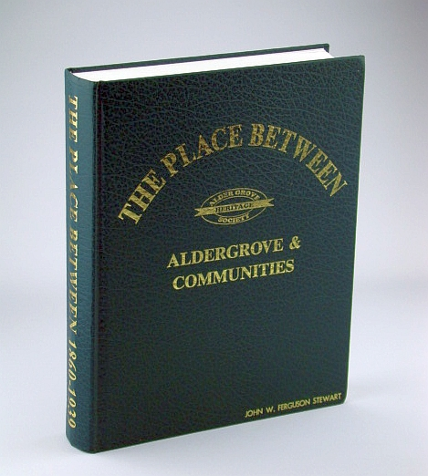 Image for The Place Between: Aldergrove & Communities