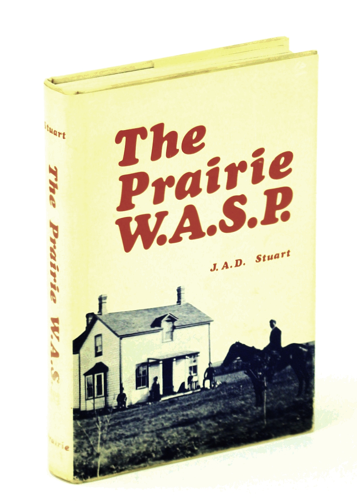 Image for The Prairie W.A.S.P.;: A history of the rural municipality of Oakland, Manitoba
