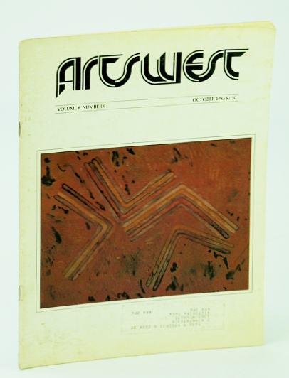 Image for Arts West Magazine, Volume 8, Number 9, October (Oct.) 1983 -  Survey of B.C. Printmaking / Laura E. Reid