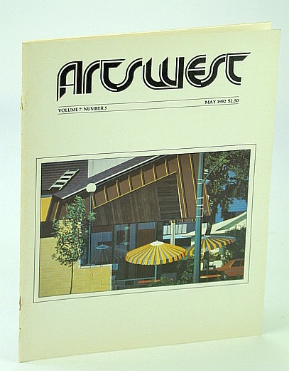 Image for Arts West Magazine, Volume 7, Number 5, May 1982 -  Arthur Horsfall / Igor Khazanov