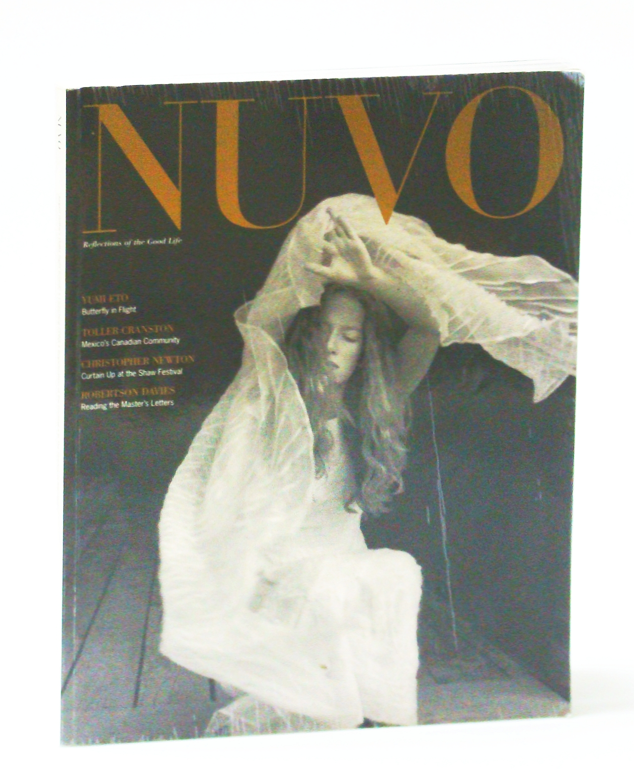Image for Nuvo Magazine - Reflections of the Good Life, Spring 2000, Volume 3, No. 1 - Yumi Eto