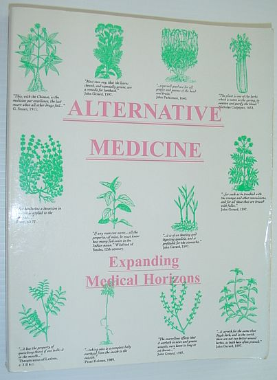 Image for Alternative Medicine - Expanding Medical Horizons