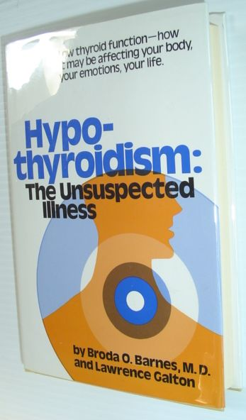 Image for Hypothyroidism: The Unsuspected Illness
