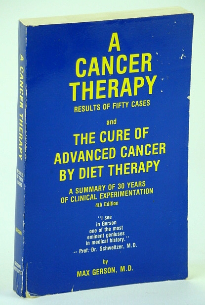 Image for A Cancer Therapy: Results of Fifty Cases