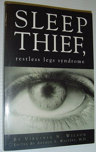 Image for Sleep Thief, Restless Legs Syndrome