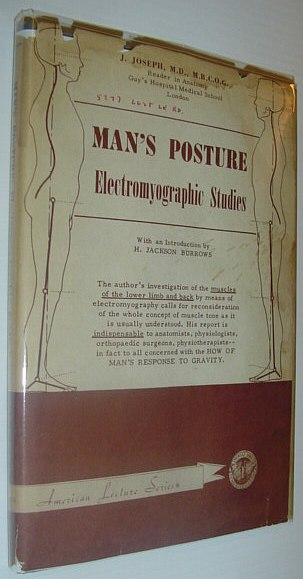 Image for Man's Posture - Electromyographic Studies