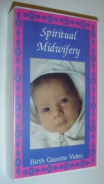 Image for Spiritual Midwifery *VHS Video Tape in Case*