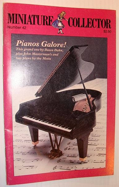 Image for Miniature Collector Magazine, Number 42 - Pianos Galore