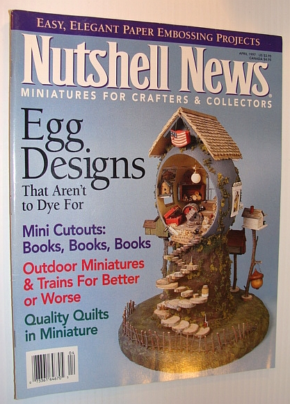 Image for Nutshell News, April 1997 - Egg Designs