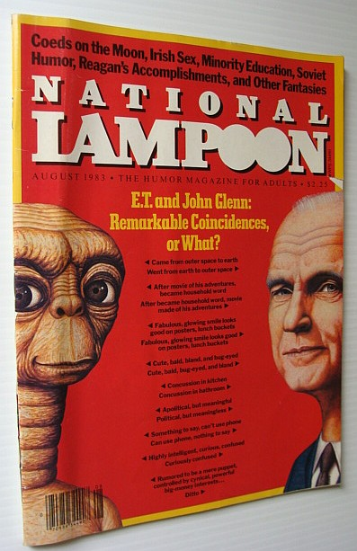 Image for National Lampoon Magazine, August 1983